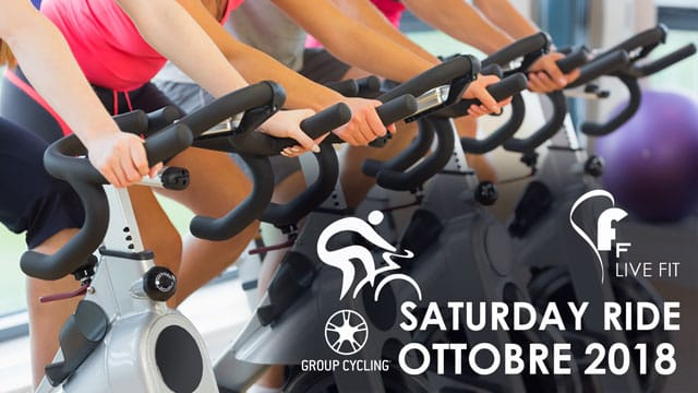 Fitness Faktory - Saturday Ride - ottobre 2018