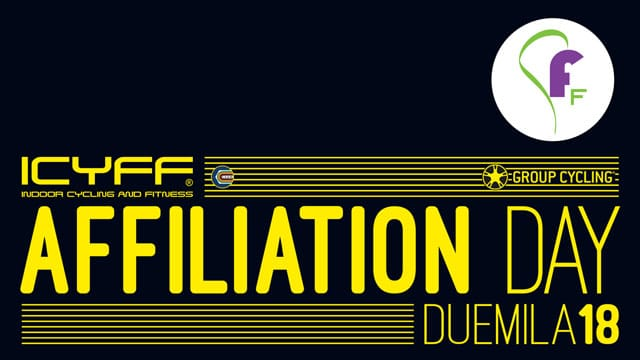 Fitness Faktory - Group Cycling Affiliation Day - settembre 2018
