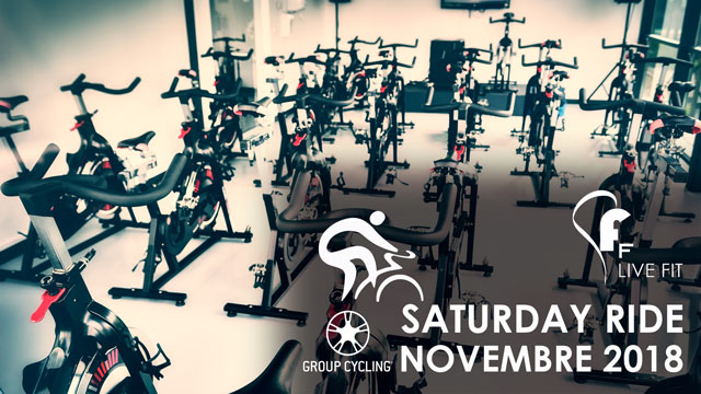 Fitness Faktory - Saturday Ride - novembre 2018